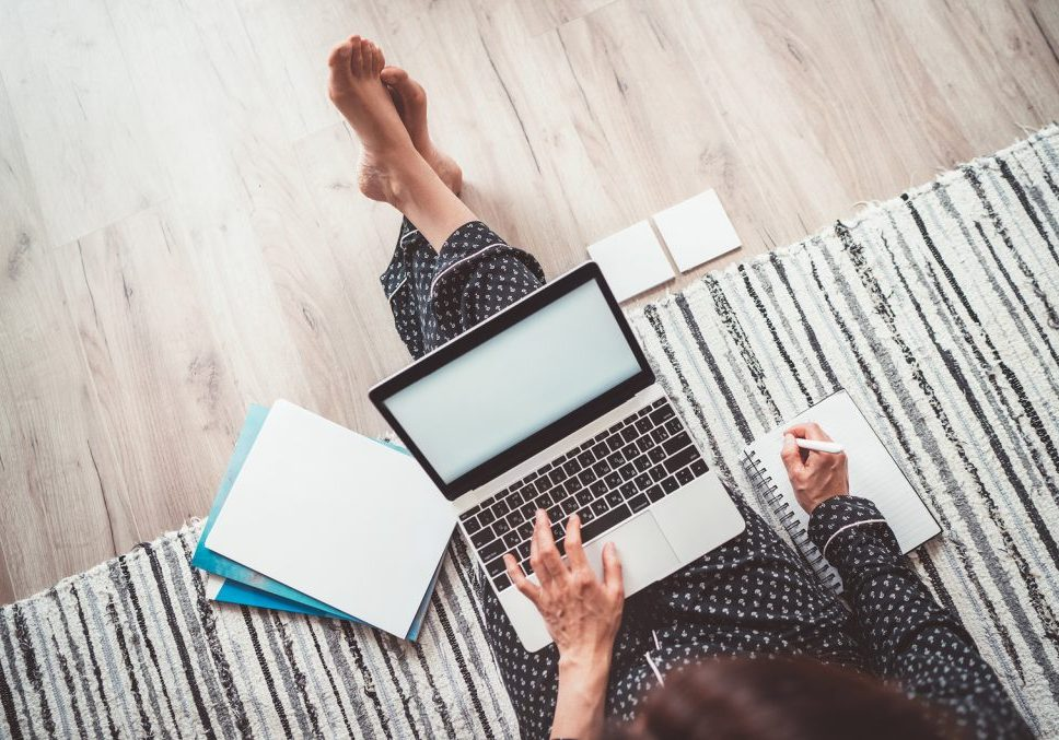 The Unexpected Benefits of Working Remotely